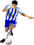 Football 2 Openclipart